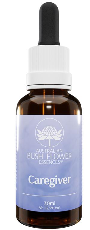 AUSTRALIAN BUSH FLOWER CAREGIVER 30ML ESSENZA GOCCE - Nowfarma.it