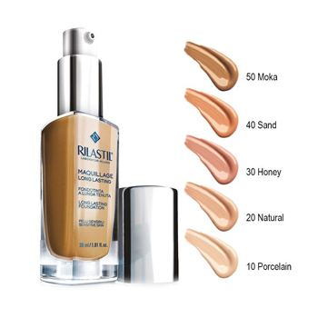 RILASTIL MAQUILLAGE FONDOTINTA LONG LASTING 40 30 ML - Farmaconvenienza.it
