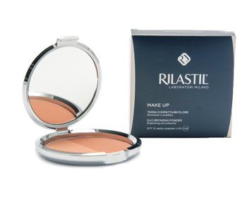RILASTIL MAQUILLAGE TERRA COMPATTA ILLUMINANTE BICOLOR 18 G - Speedyfarma.it