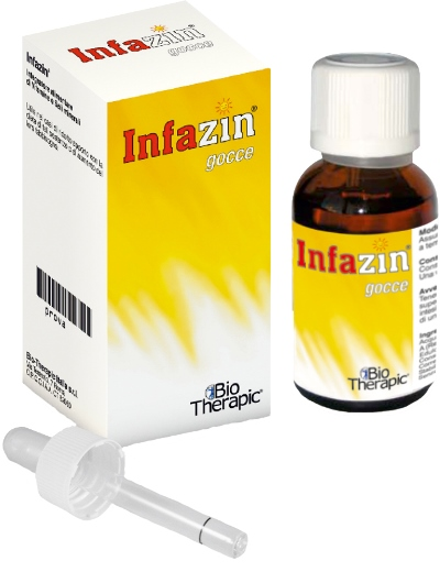 INFAZIN GOCCE 15 ML