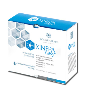 XINEPA EASY 30 BUSTINE OROSOLUBILI 75 G - Spacefarma.it