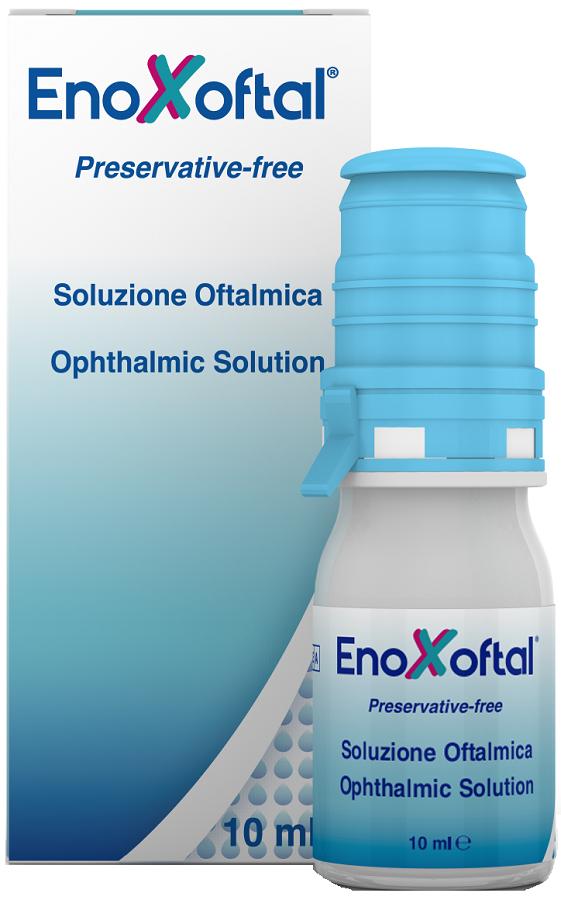 ENOXOFTAL SOLUZIONE OFTALMICA 10 ML - Farmaseller