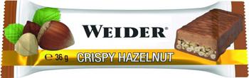 WEIDER FITNESS BARRETTA HAZELNUT 36 G - Farmacia Massaro