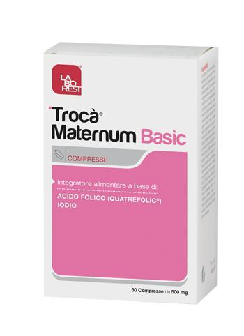 TROCA' MATERNUM BASIC 30 COMPRESSE - Farmacistaclick