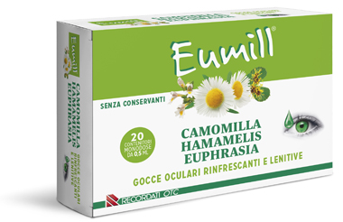EUMILL GOCCE OCULARI 20 FLACONCINI MONODOSE 0,5 ML - Farmafamily.it