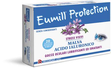 EUMILL PROTECTION GOCCE OCULARI 20 FLACONCINI MONODOSE 0,5 ML - Speedyfarma.it
