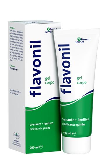FLAVONIL CORPO GEL 200 ML - Farmaseller