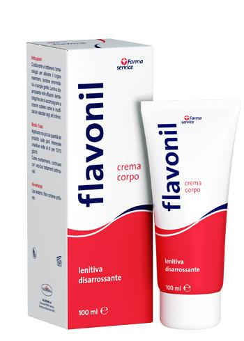 FLAVONIL CREMA CORPO 100 ML - Farmaseller