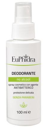 EUPHIDRA DEO NO ALCOOL - Farmacia Massaro