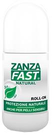 ZANZAFAST NATURAL 50 ML ROLL ON - Farmaseller