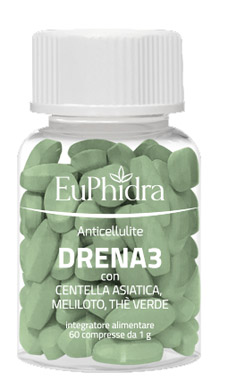 EUPHIDRA ANTICELLULITE 60 COMPRESSE - Farmabros.it