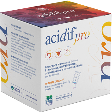ACIDIF PRO 30 BUSTINE - Farmastar.it