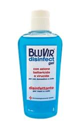 BLUVIR GEL BATTERICIDA VIRUCIDA 75 ML - Farmapage.it