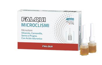 Falqui Microclismi 6 Pezzi