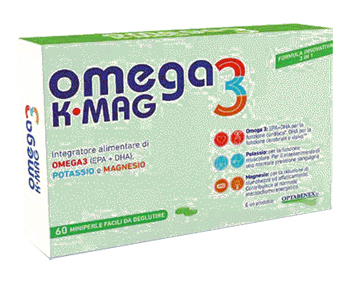 OMEGA 3K MAG 60 MINI PERLE - Spacefarma.it