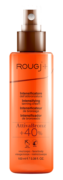 ROUGJ ATTIVA BRONZ+40% SPRAY FLACONE 100 ML -