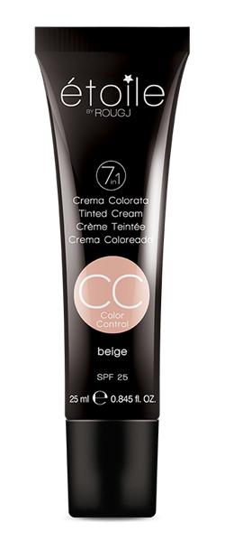 Rougj Etoile CC Cream Beige 25ml - Arcafarma.it