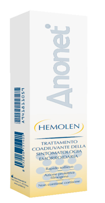 HEMOLEN ANONET CREMA 30 ML - farmaciadeglispeziali.it