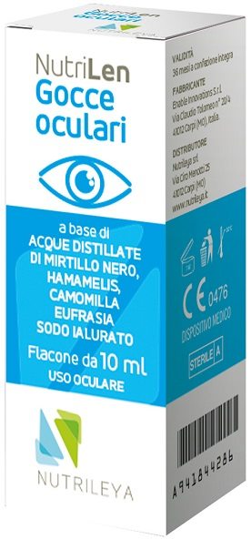 NUTRILEN GOCCE OCULARI 10 ML - Farmacia 33