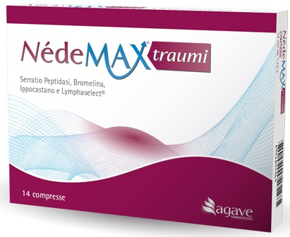 NEDEMAX TRAUMI 14 COMPRESSE 14,68 G - Farmastop