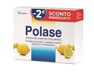 POLASE LIMONE 12 BUSTINE PROMO - Farmaciacarpediem.it