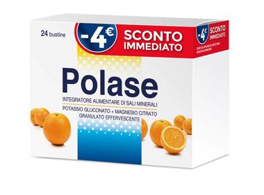 POLASE ARANCIA 24 BUSTINE PROMO - Farmaciacarpediem.it