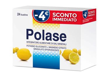 POLASE LIMONE 24 BUSTINE PROMO - Farmaciacarpediem.it