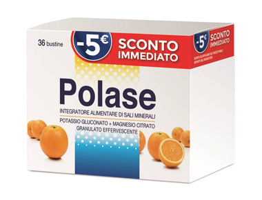 Polase Arancia 36 Bustine Promo - Sempredisponibile.it