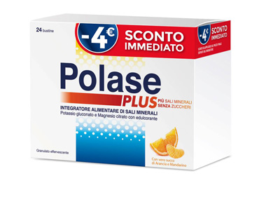 Polase Plus 24 Bustine promo - Sempredisponibile.it