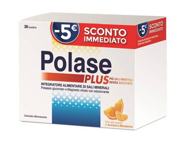 Polase Plus 36 Bustine promo - Sempredisponibile.it