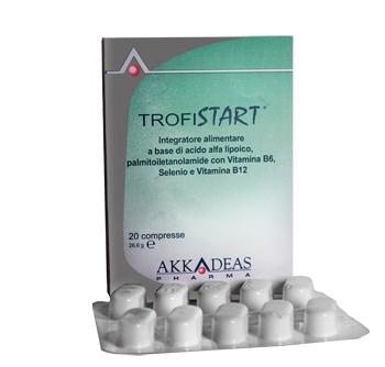 TROFISTART 20 COMPRESSE - Farmacia 33