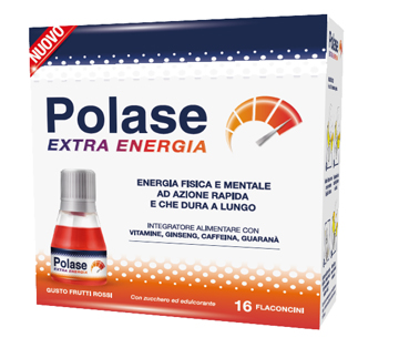 POLASE EXTRA ENERGIA 16 FLACONCINI - Farmaciapacini.it
