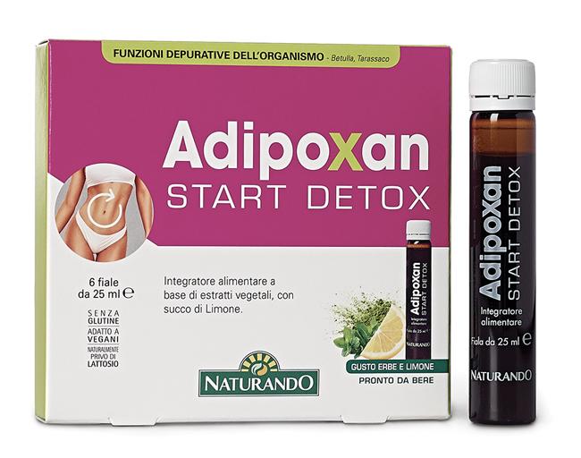 ADIPOXAN START DETOX 150 ML - FARMAEMPORIO