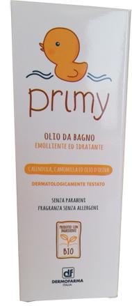 PRIMY OLIO DA BAGNO 250 ML