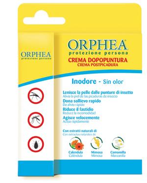 ORPHEA PP CREMA DOPOPUNTURA INODORE 15 ML - SUBITOINFARMA