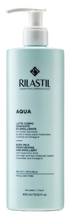 RILASTIL AQUA LATTE CORPO FORMATO SPECIALE - Farmalke.it