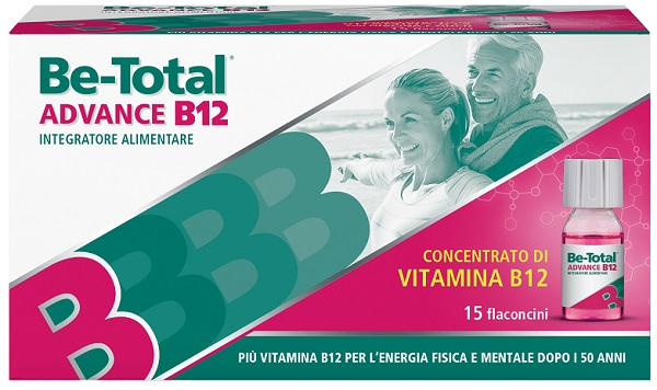 BETOTAL ADVANCE B12 15 FLACONCINI - Carafarmacia.it