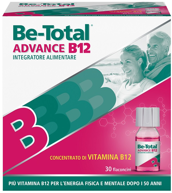 BETOTAL ADVANCE B12 30 FLACONCINI - La farmacia digitale