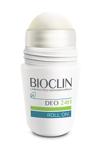 Bioclin Deo 24H Roll On con Profumo 50ml - Arcafarma.it