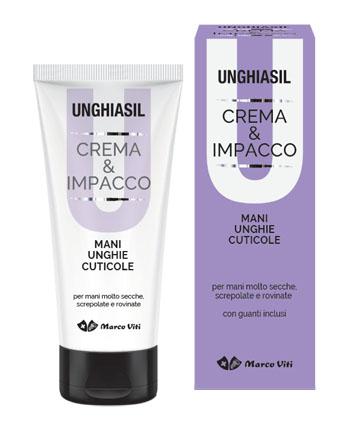 UNGHIASIL CREMA & IMPACCO 100 ML - Farmafamily.it