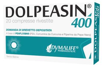 DOLPEASIN 400 20 COMPRESSE RIVESTITE - Farmacia33