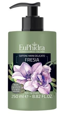 EUPHIDRA SAPONE LIQUIDO MANI FRESIA IN FLACONE  DISPENSER 250 ML - FARMAPRIME