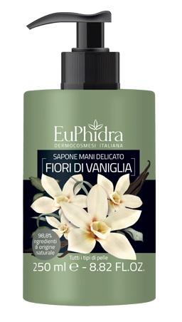 EUPHIDRA SAPONE LIQUIDO MANI VANIGLIA 250 ML - FARMAPRIME