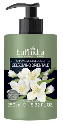 EUPHIDRA SAPONE LIQUIDO MANI GELSOMINO 250 ML - FARMAPRIME
