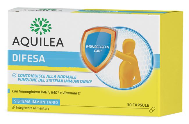 AQUILEA DIFESA 30 CAPSULE - farmaventura.it