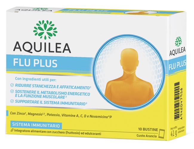 AQUILEA FLU PLUS 10BUST-942047958