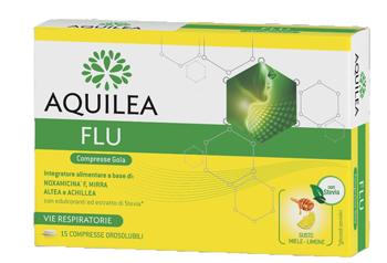 AQUILEA FLU 15CPR GOLA-942047972