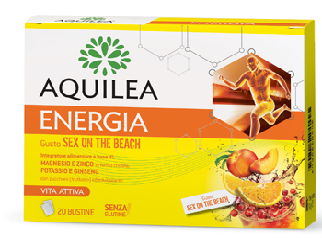 AQUILEA ENERGIA SEX ON THE BEACH 20 BUSTINE - Farmapass