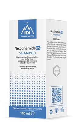 NICOTINAMIDE DS SHAMPOO SENZA PROFUMO 100 ML - Farmacia 33