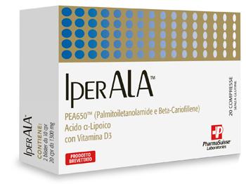 IPERALA 20 COMPRESSE - Farmabellezza.it